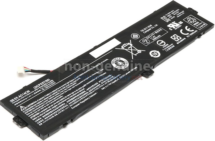 Battery for Acer AC14C8I(3ICP5/57/80) laptop