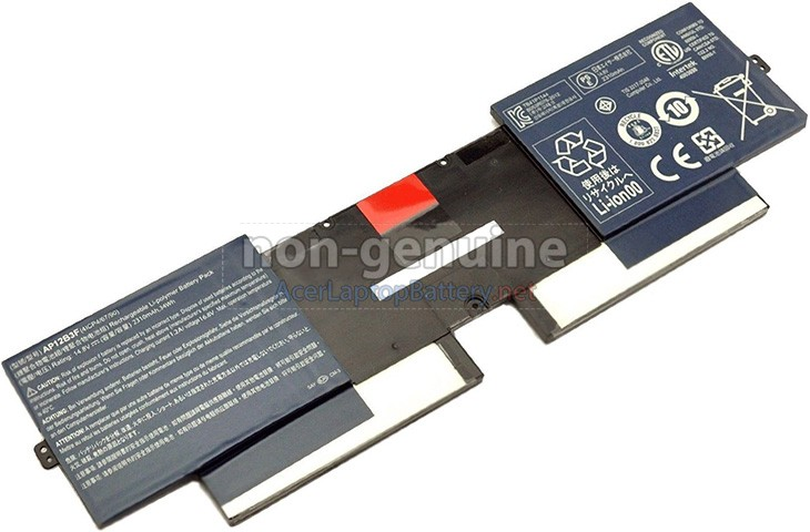 Battery for Acer Aspire S5-391-9880 laptop