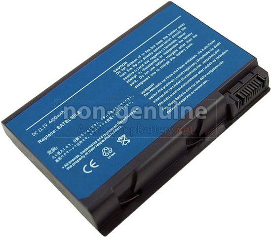 Battery for Acer BT.00607.052 laptop
