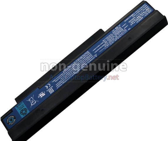Battery for Acer Extensa 5635-663G32MN laptop