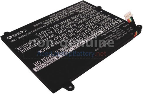 Battery for Acer Iconia Tab A501-10S16W laptop
