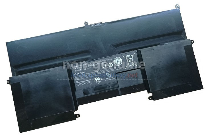 Battery for Acer VIZIO CT15-A0 laptop
