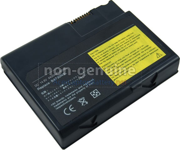 Battery for Acer BT.A0101.002 laptop