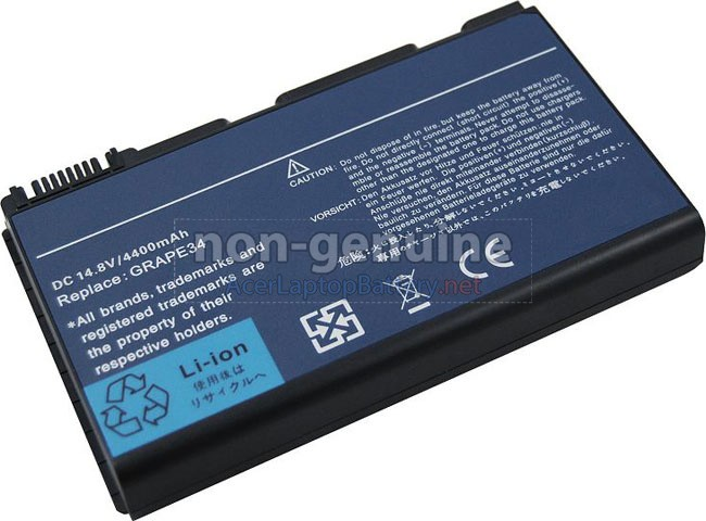 Battery for Acer Extensa 5630EZ laptop