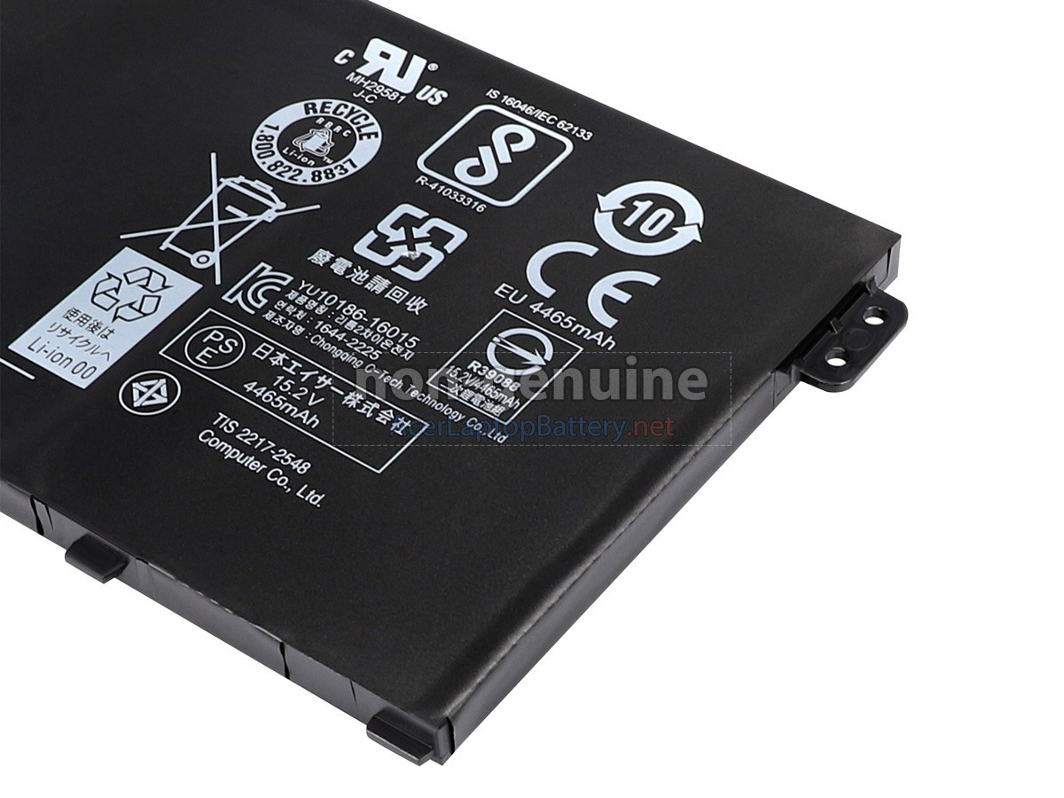 Acer Aspire NITRO VN7-593G-738J battery