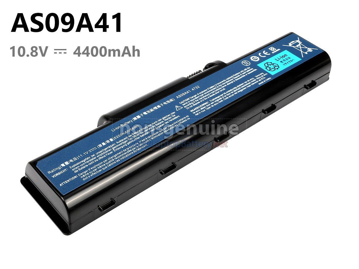 eMachines G630 battery