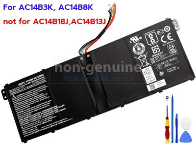 Acer Aspire ES1-512-25TP replacement laptop battery
