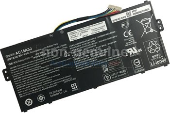 Battery for Acer Chromebook CB5-132T-C8KL laptop