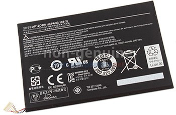 Acer AP12D8K(1ICP4/83/103-2) replacement laptop battery
