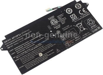 Battery for Acer AP12F3J(2ICP3/65/114-2) laptop