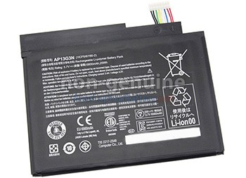 Acer AP13G3N replacement laptop battery