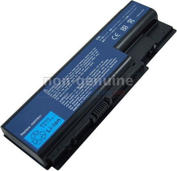 Gateway MD7826U replacement laptop battery